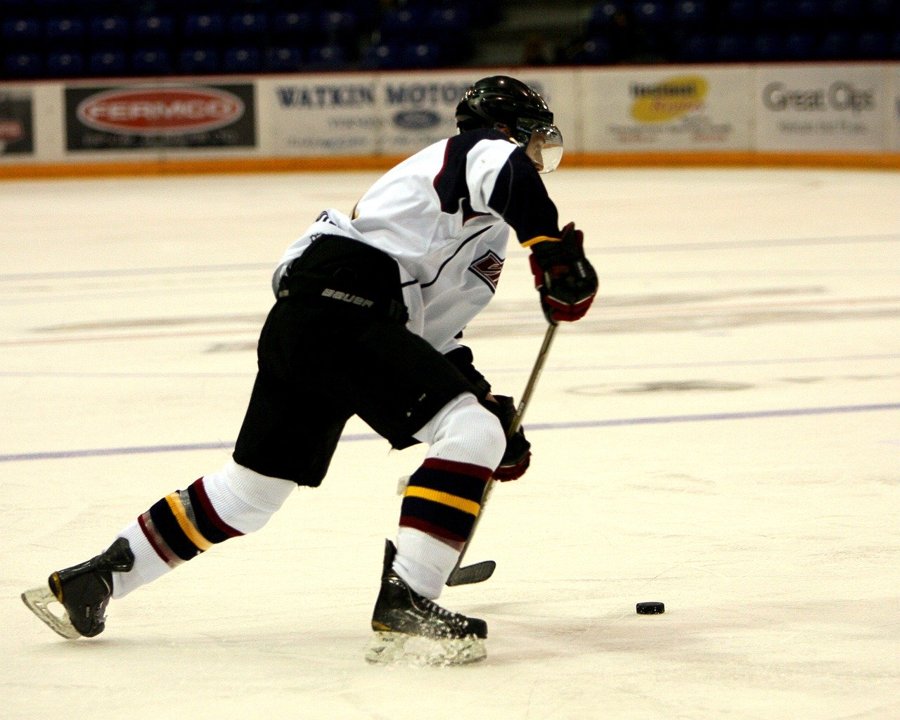 musculation et muscle sollicites hockey sur glace