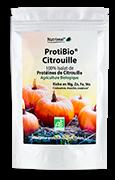 proteines vegetales citrouille bio