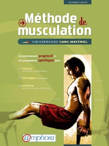 methode lafay livre de musculation au poids du corps